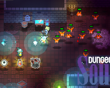 Dungeon Souls is a game app developed by a Bicolano college student Mike Reniebo.