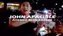 drunk councilor is John Apacible of Ateneo