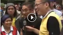 Pnoy irritated by Aljazeera reporter