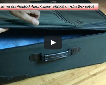 Top 7 Tips to Protect yourself from airport thieves