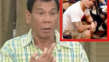 Dutertes reply to Quims cake taunts