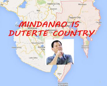 Mindanao is Duterte country