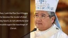 Catholic faithful writes open letter to Archbishop Soc Villegas