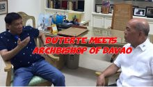 Duterte meets Archbishop Valles2