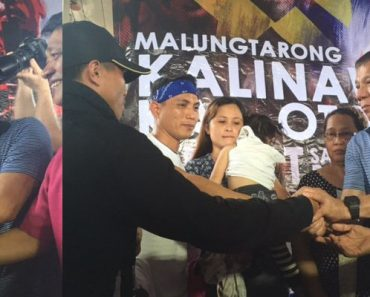 Duterte welcomed the release of captured soldier