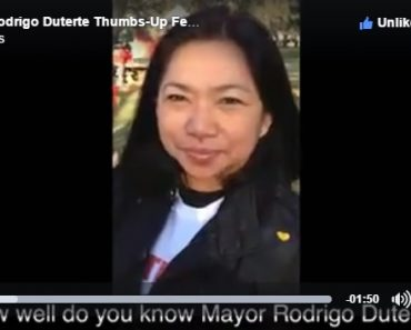 netizen believes Duterte is the best man for the job