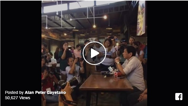 Latest: Duterte in Cebu - Pinoy Trending News