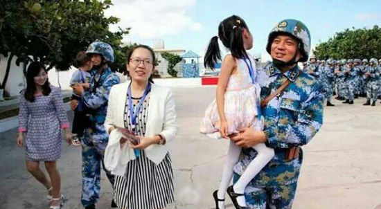 China landed first civilian tourist in Fiery Cross Reef