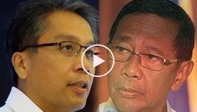 Binay allege Roxas behind attack ads on TV