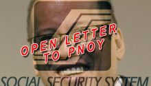 Open Letter to Pnoy regarding SSS