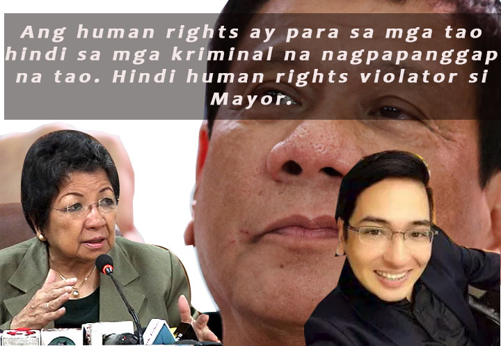 human rights pinoy Certain rights are granted to every individual irrespective of their nationality and  religion these are known as human rights, and are aimed at.