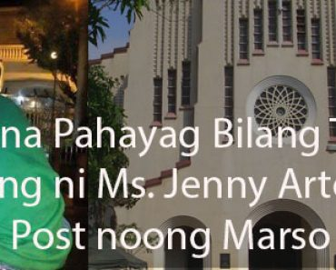 Baclaran Church official statement on viral post