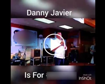 Danny Javier announces his support for guess who Duterte