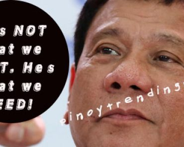 OFW wrote why Duterte is the one