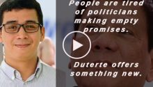 Professor Go on Duterte
