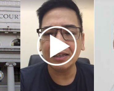 San Beda Law Professors emotional reaction to SC decision on Poe