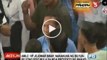 VP Binay AMLAC Report