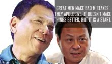 Netizen defends Duterte on rape joke