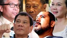 Netizen tells Duterte critics to exmaine their candidates before nitpicking Duterte