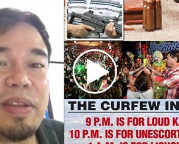 Viral video pokes fun at curfew in Davao City 2