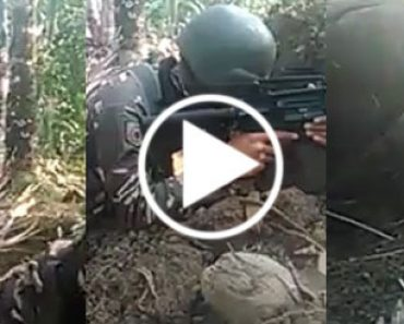 leaked video of the Basilan encounter