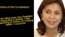 open-letter-to-vp-robredo-on-preggy-issue
