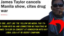 ira-panganiban-claims-loida-nicholas-lewis-talked-james-taylor-out-to-cancel-manila-concertira-panganiban-claims-loida-nicholas-lewis-talked-james-taylor-out-to-cancel-manila-concert