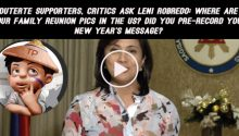 netizens-asking-leni-robredo-about-her-family-reunion-pics