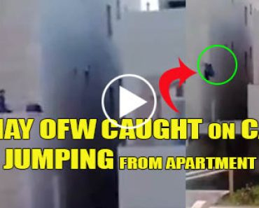 Pinay OFW jumped from 3rd floor of apartment