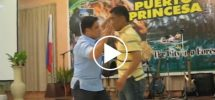 Watch Migz Zubiri doing arnis demo