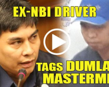 new witness tags Dumlao mastermind