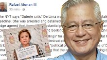 Alunan hits New York Times
