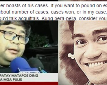 UP Law versus Ateneo Law school