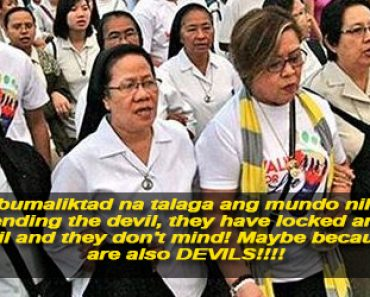 de Lima and Church leaders