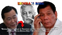 Assoc. SC Justice Antonio Carpio on Benham Rise