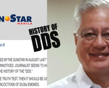 DDS History Jun Ledesma