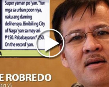 Naga City councilor seconded allegation Jesse is into jueteng