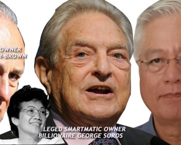 Smartmatic connections of George Soros