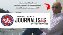 Canadian political scientist writes open letter to NUJP