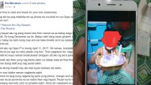 Netizen decries unsrupulous employee of mobile phone store