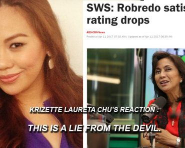 Social media reacts to drop of Leni Robredos approval ratings