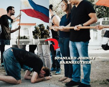Spaniard ask public apology from Filipinos