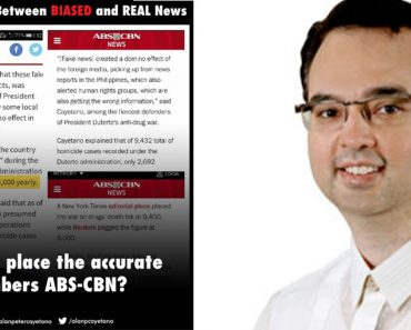 Cayetano writes open letter to ABS-CBN