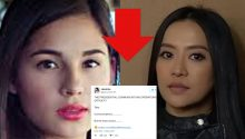Jasmine Curtis Smith questions Mocha Usons track record