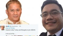 La Salle prof slams critics who mock Duterte following Turkey, Mongolia talk joining ASEAN