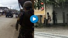 Militants enters Marawi City