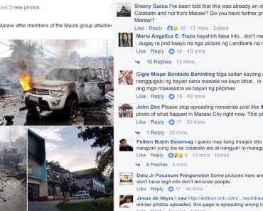Netizens slam Inquirer for spreading fake news