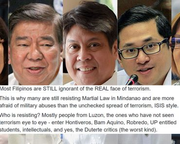 Post slams anti-MartiaL Law sentiments in Mindanao