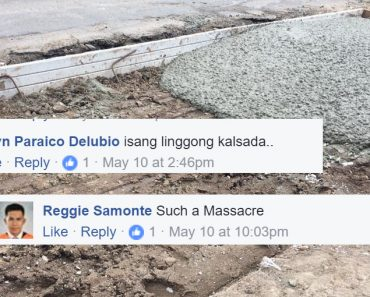 anomalous DPWH project in Bulacan goes viral