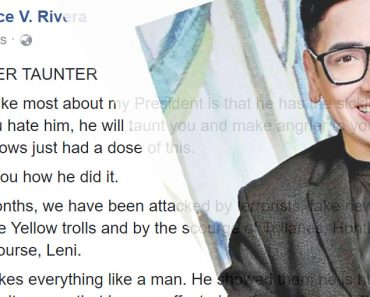 Atty Bruce Rivera making sense of Dutertes disappearance from public view